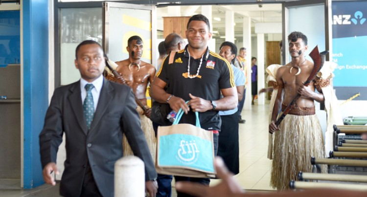 Thank You Fiji, Say Chiefs