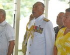 Commander Naupoto Vows To Lead Faithfully