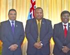 Seruiratu Welcomes Indian High Commissioner