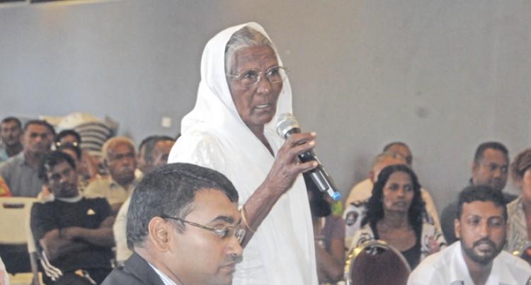 Bimla Raises Water Concerns With PM