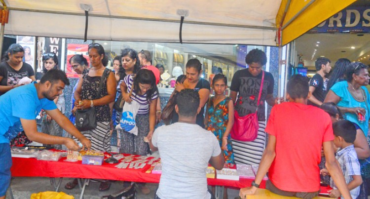 Suva Retailers Happy With Suva On Sale Turnout