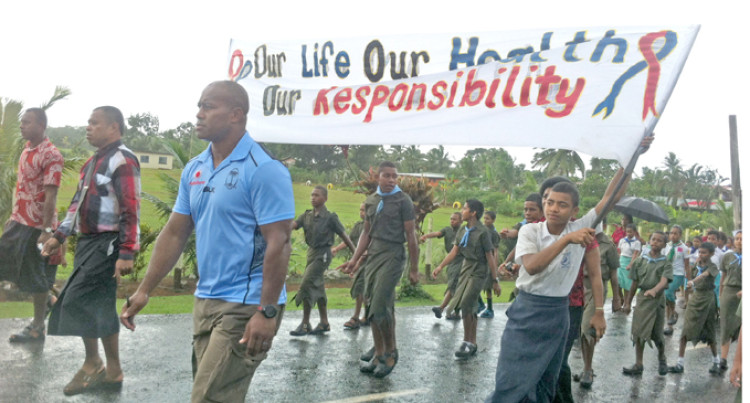 Davuilevu Students Lead Fight Against Drug Abuse