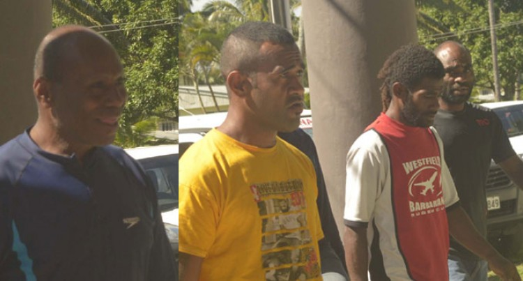 4 Drug Farmers Jailed