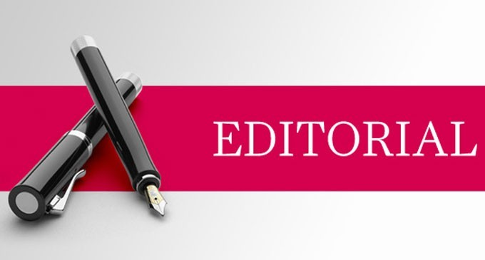 EDITORIAL : Great Reason To Celebrate Today