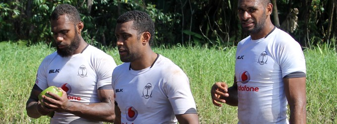 Fitness First For Nakarawa