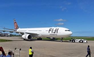 Fiji Airways: Nadi-SFO Selling Well With Good Forward Intakes