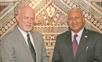 Foreign Affairs Ministry Congratulates Thomson