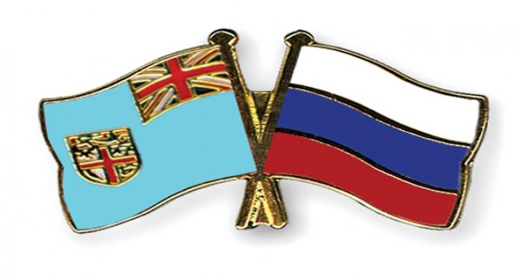 Fiji, Russia Strengthen Defence Ties