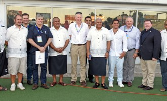 Top Execs Here For Pacific Rugby