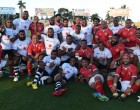 Flying Fijians Survive After Rusty Start Against Tongans