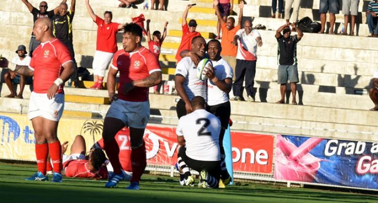 Samoa Next, Says Winning Try Scorer