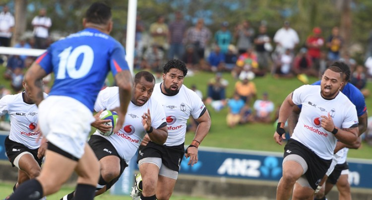 Simple Message Sparks Flying Fijians