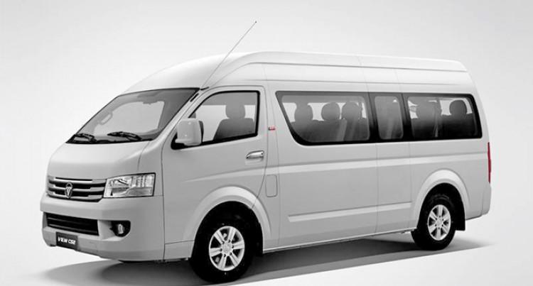 The Foton View CS2 16-Seater Van