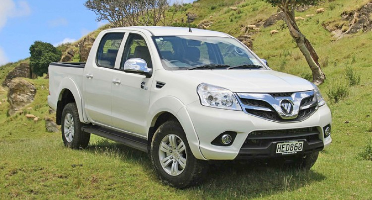 The State-Of-The-Art Foton Tunland