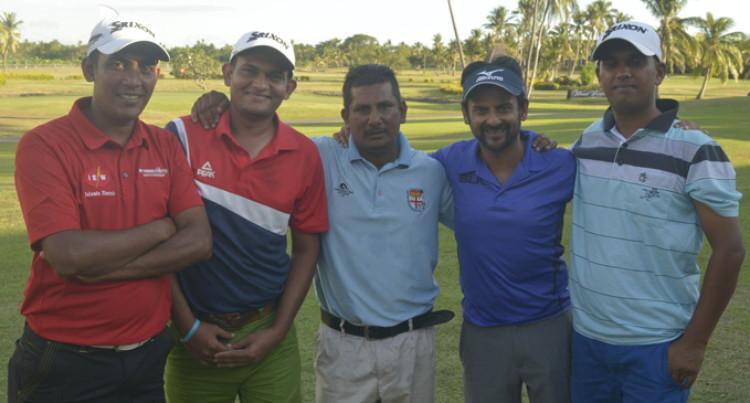 Paddison Leads Fijian Open