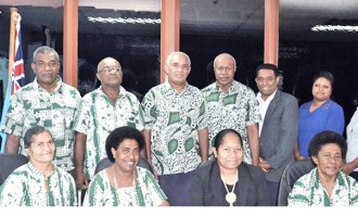 Daunabuna Welcomes Back Volunteer Teachers Returning From Marshall Islands