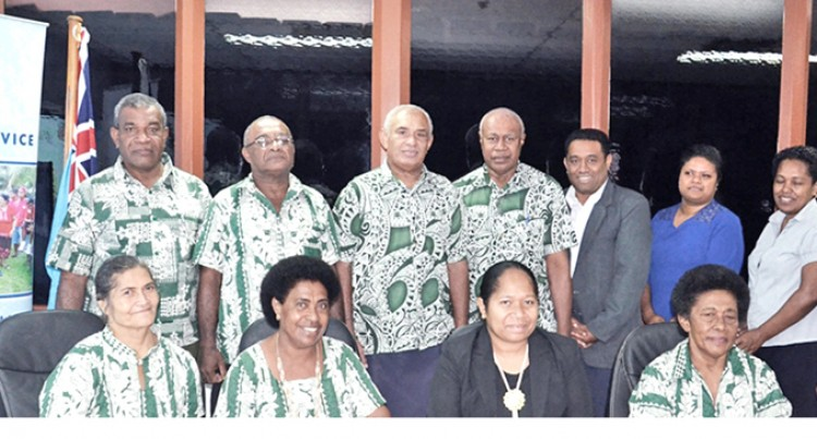 Daunabuna Welcomes Back Volunteer Teachers Returning From Marshall Islands