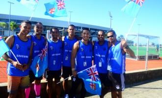 Good Start For Fiji