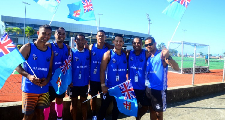 Good Start For Fiji