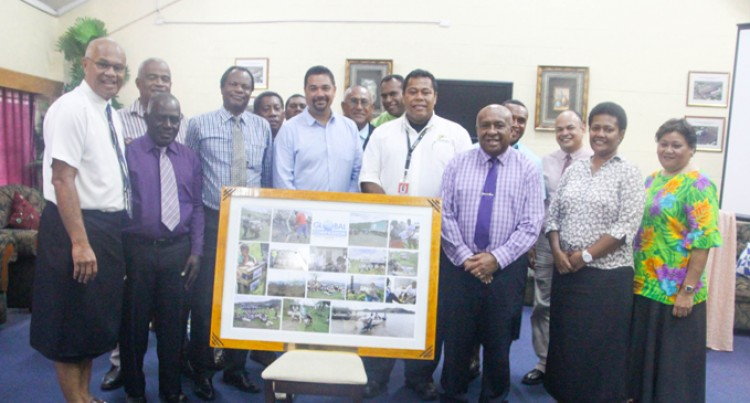 Pacific Energy Limited Hosted To Appreciation Morning Tea
