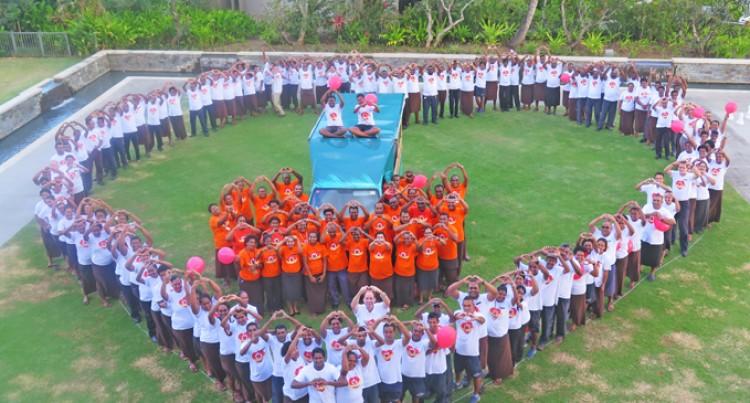 Celebrating Service At InterContinental Resort & Spa