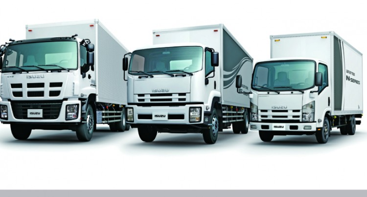 Isuzu Launches 2016 F-Series Truck Range