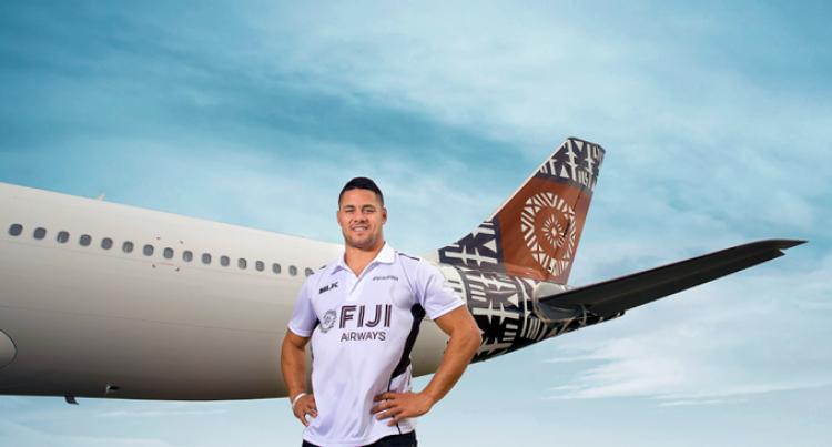 Jarryd Hayne Named Fiji  Airways Global Ambassador