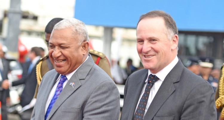 Key Backs Fiji