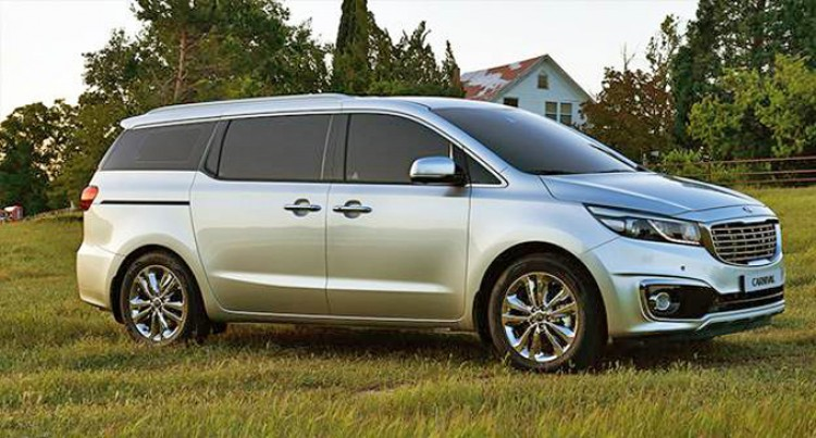 The People Mover – Kia Grand Carnival