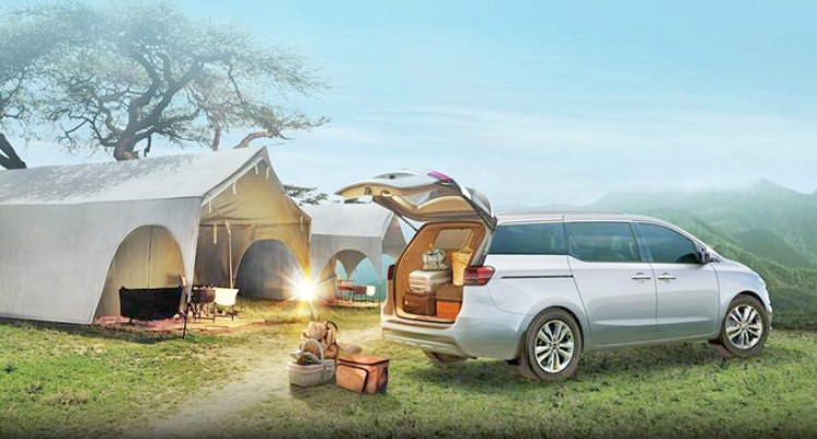 Kia Grand Carnival, Feel The Luxury Of Freedom