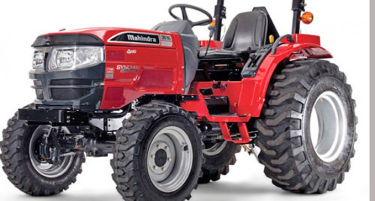 The Rugged And Versatile Mahindra Tractors