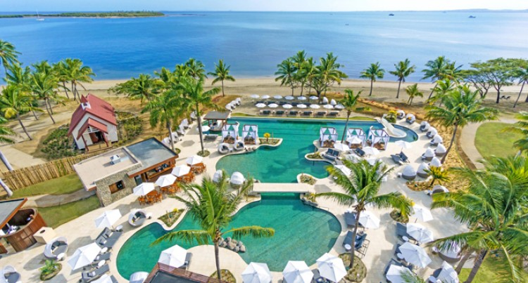 Sofitel's Waitui Beach Club Pool Receives Superb Rating