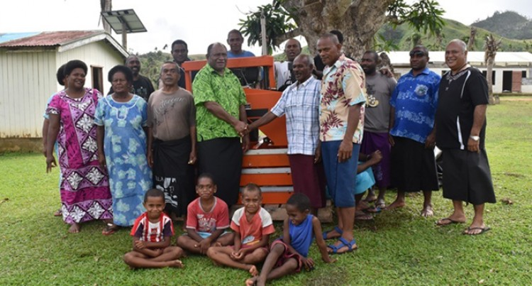 Portable Sawmill To Assist In Rebuilding Of Homes