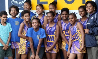 Unity Never Fails For Schools Netball