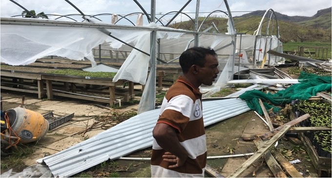 Let's Build Fiji Stronger Together To Withstand Mother Nature's Wrath