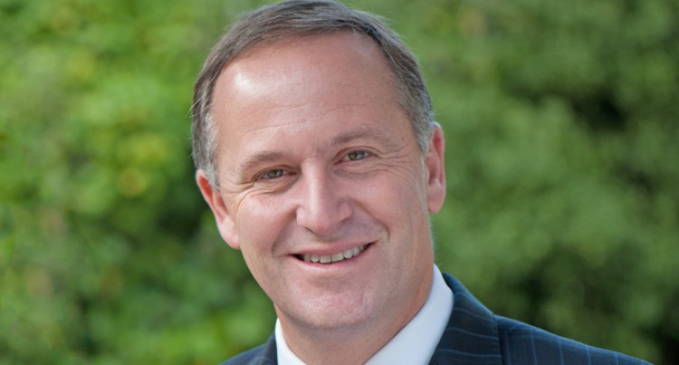 Bula Vinaka And Welcome To Fiji, New Zealand Prime Minister John Key