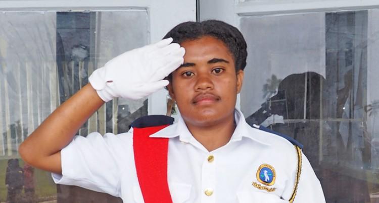 Miriama, 18, Eyes Military Job
