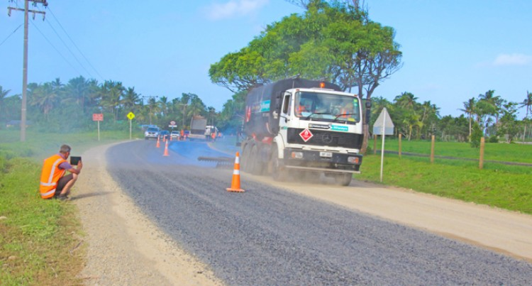 $527m For Fiji  Roads Authority