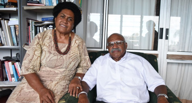 I Will Not Back  Down: Rabuka