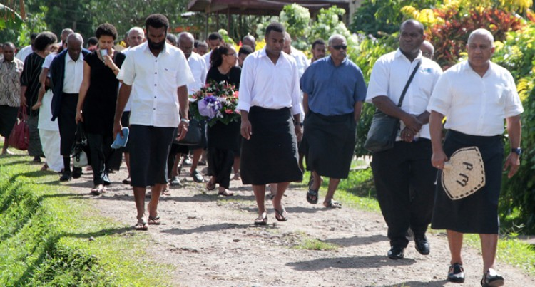 Roko Sereana Laid To Rest
