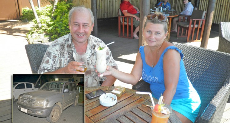 Police Comb Natadola  For Missing Russian Couple