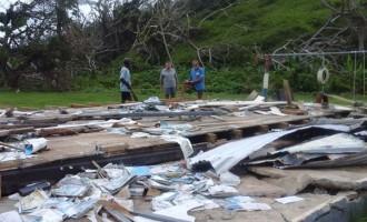 Makogai Gets Help To Rebuild School