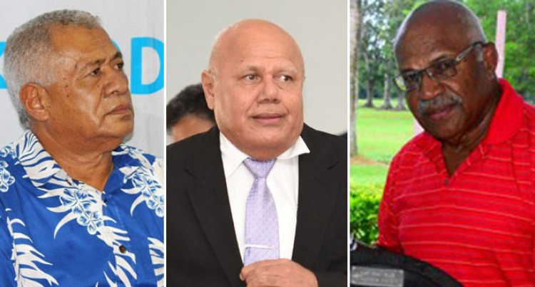 Top Three Tell Why They Should Be SODELPA Party Leader