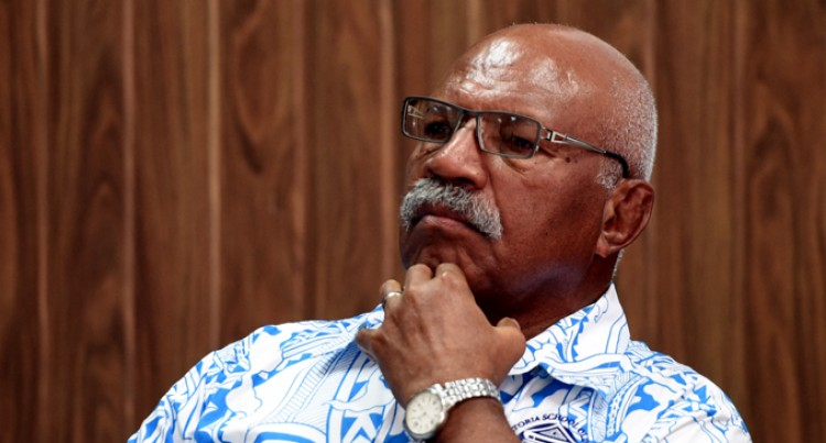 Top NFP 2 Split Over Rabuka