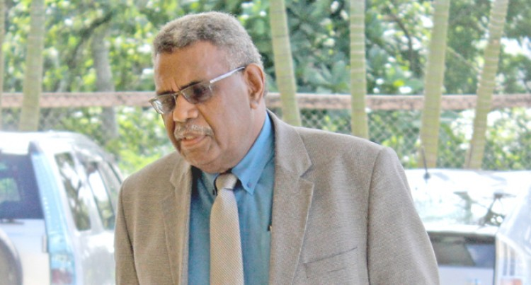 Ratu Isoa Pulls Out From Leadership Race