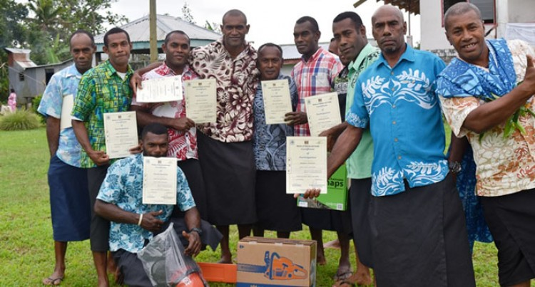 Village Hosts Skills Training