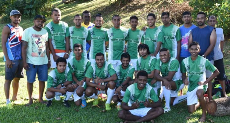 Buakula, Saverio Strike For League