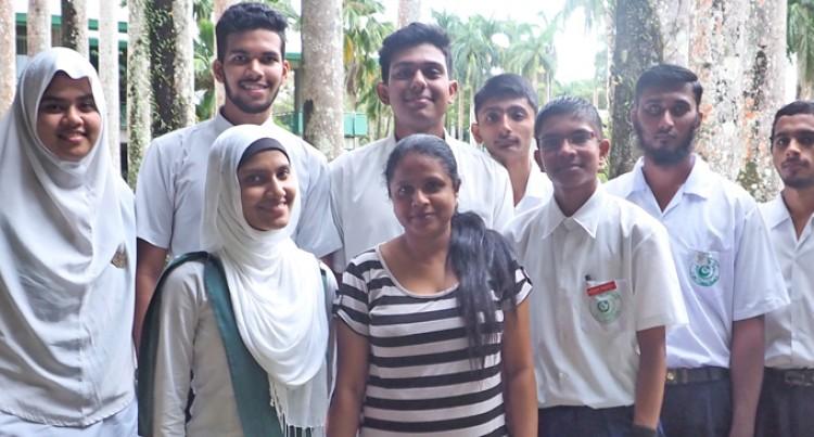 Suva Muslim Wins Chemistry Prize