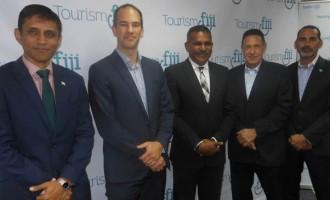Matthew Stoeckel is New Tourism Fiji CEO