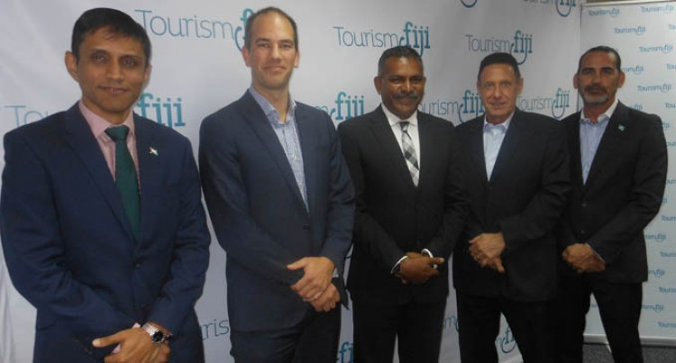 Matthew Stoeckel is New Tourism Fiji CEO